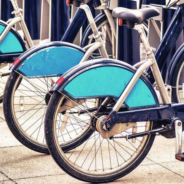 Via wireless technologie overal ter wereld fietsen (ver)huren