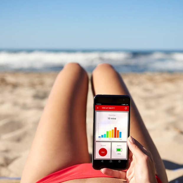 Slimme zwembroek en bikini, voorzien van UV-sensoren