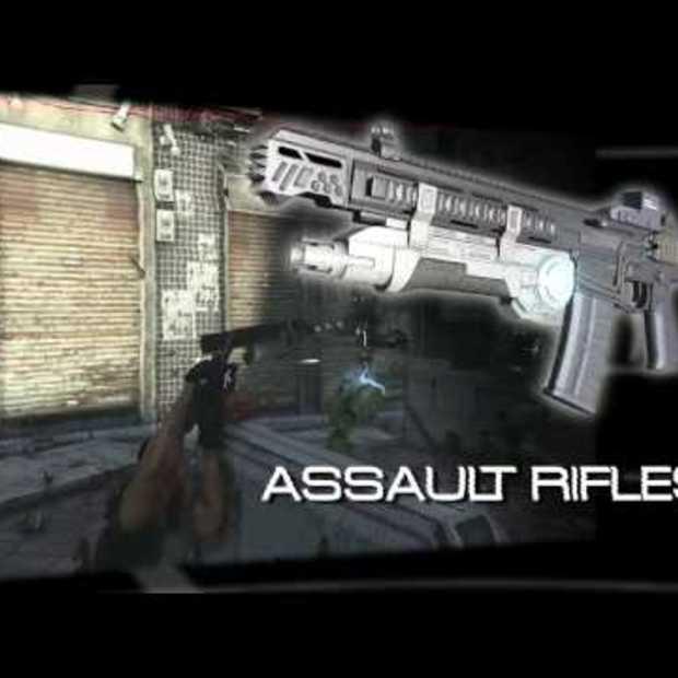 Binary Domain Weapons Trailer