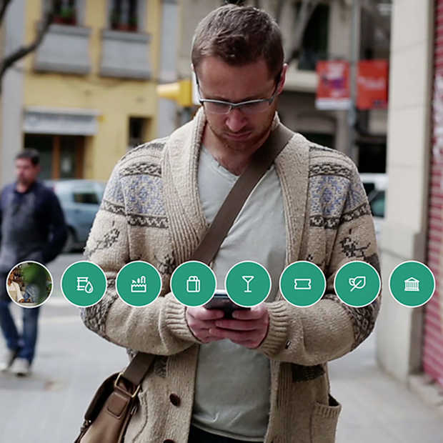 Maak kennis met het splinternieuwe Bing Network! #bethere