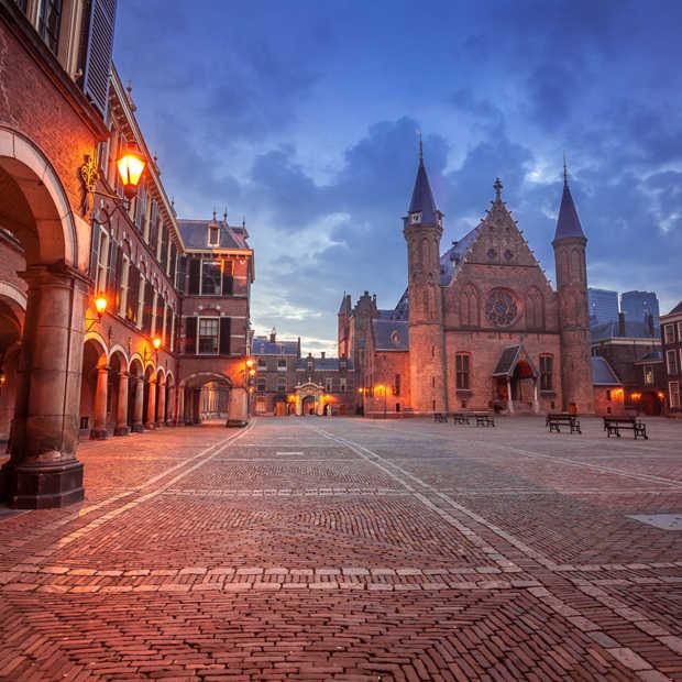 Een lek op het Binnenhof