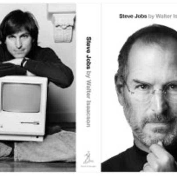 Biografie Steve Jobs bijna bestseller van het jaar - Sony Pictures aast op filmrechten
