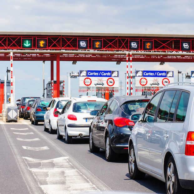Nu met 1 tolbadge over Franse én Spaanse tolwegen