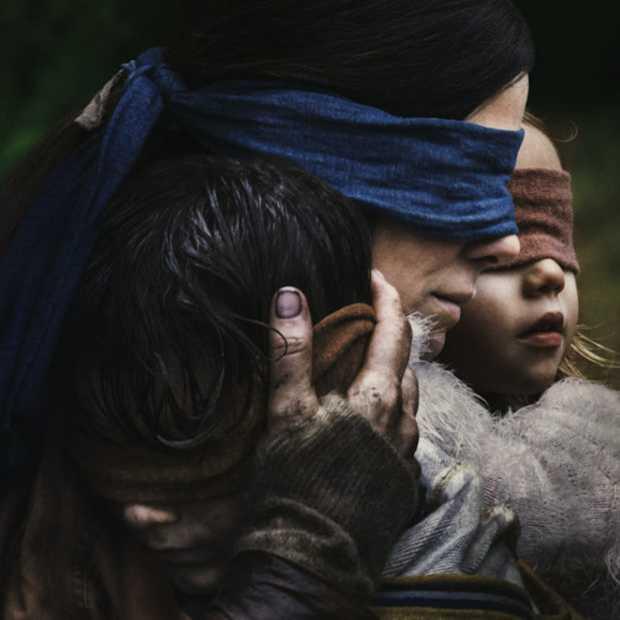 Netflix Bird Box een angstaanjagende thriller met Sandra Bullock