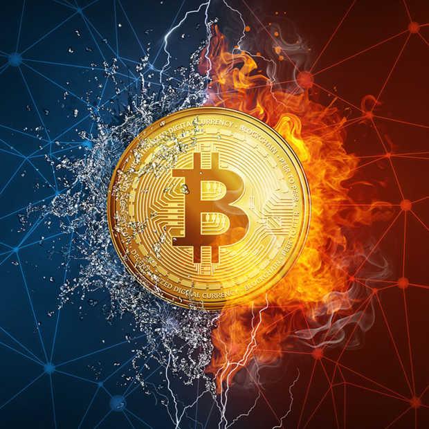 Bitcoin verbruikt meer stroom dan Zwitserland