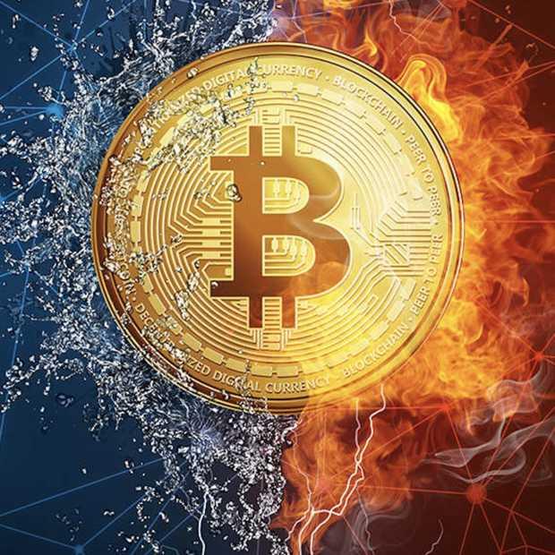 Waarom ik maandelijks een stukje bitcoin koop