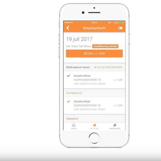 Nieuw Scan & Pay concept laat de mogelijkheden van Europese betaalwet PSD2 zien