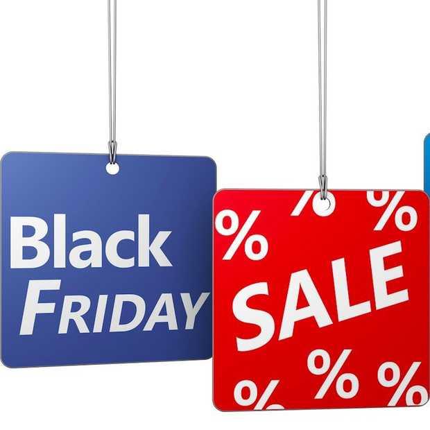 Black Friday en Cyber Monday worden ook in Nederland populair