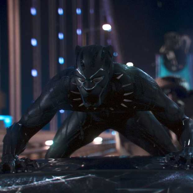 Ook Black Panther verschijnt nog gewoon op Netflix