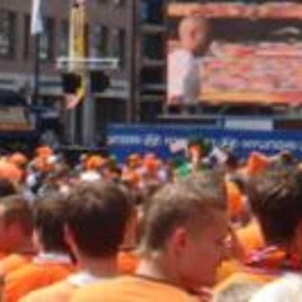 Bliksemactie Centraal Beheer rondom Oranje