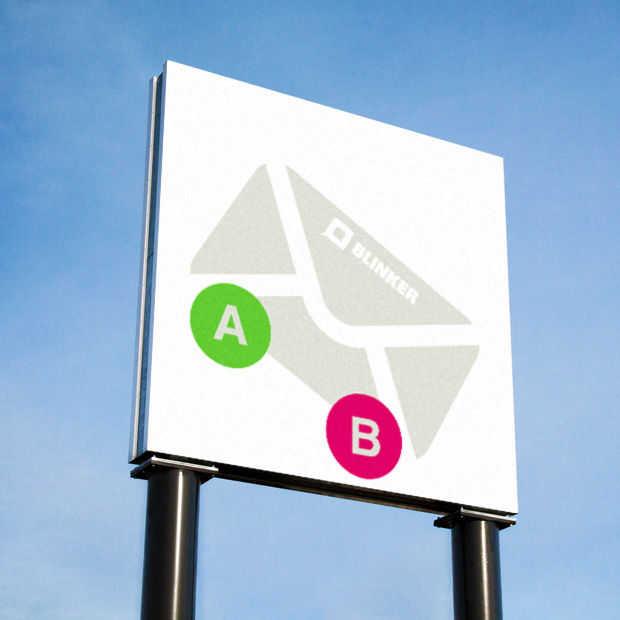 Het beste resultaat met A/B testen in e-mail nieuwsbrieven