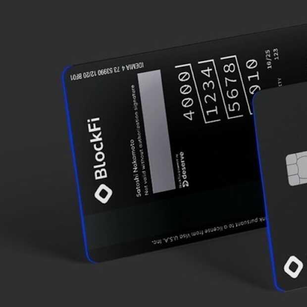 Visa komt met creditcard waarmee je Bitcoins kunt sparen