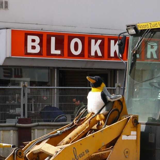 Blokker geeft klanten aandelen in de vorm van 'blokjes'