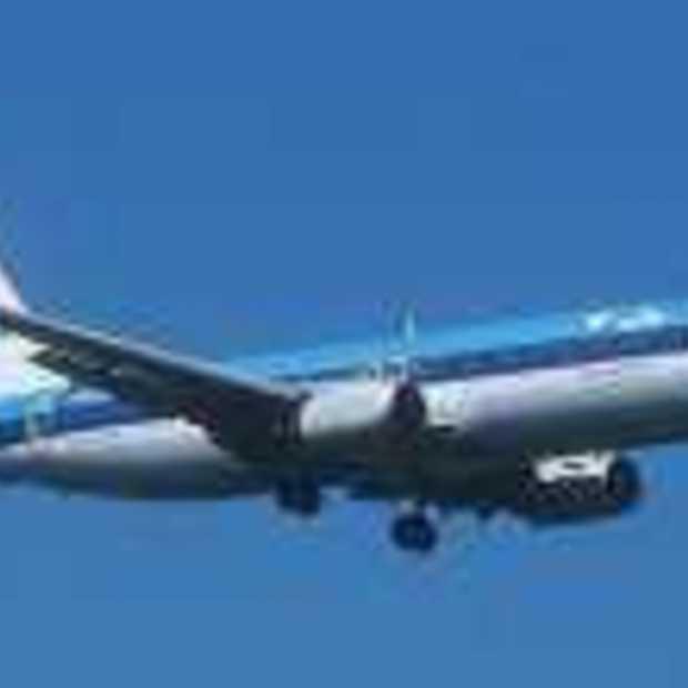BlueCasting primeur van KLM op Schiphol