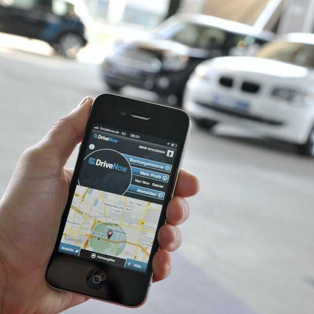 Uber krijgt steeds meer concurrentie, BMW lanceert DriveNow ook in VS
