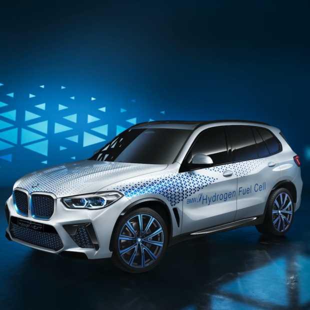 BMW i Hydrogen NEXT hét alternatief voor elektrische voertuigen