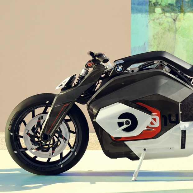BMW Motorrad Vision DC Roadster is innovatie pûr sang