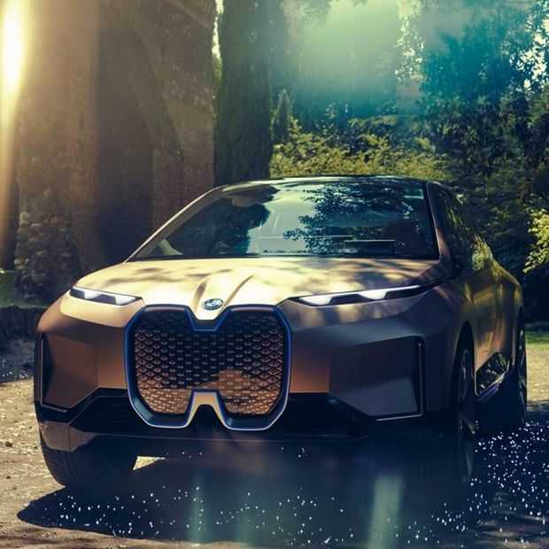 Dit is BMW's Vision iNEXT concept SUV voor 2021
