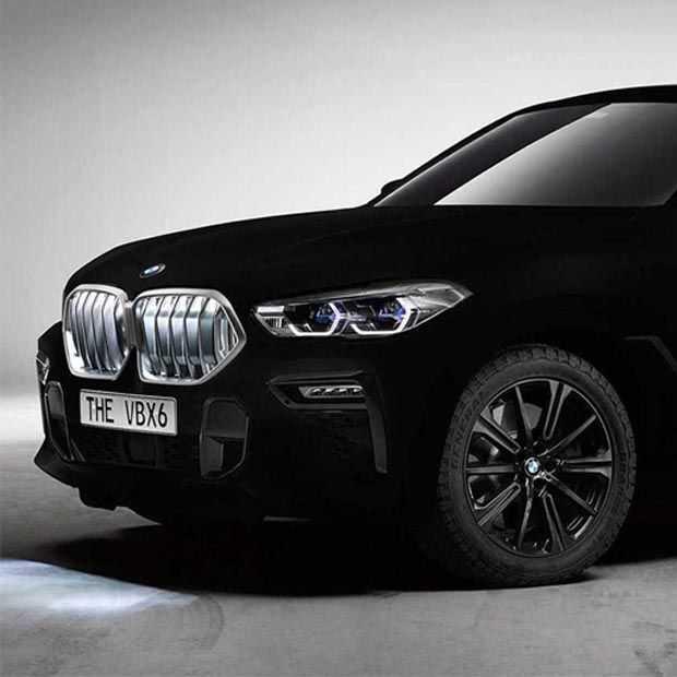 BMW komt met gitzwarte auto