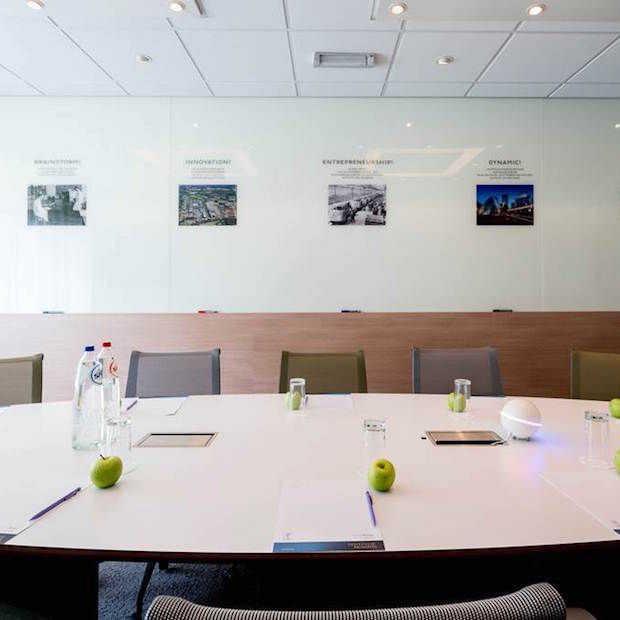 Novotel Eindhoven opent innovatieve boardroom