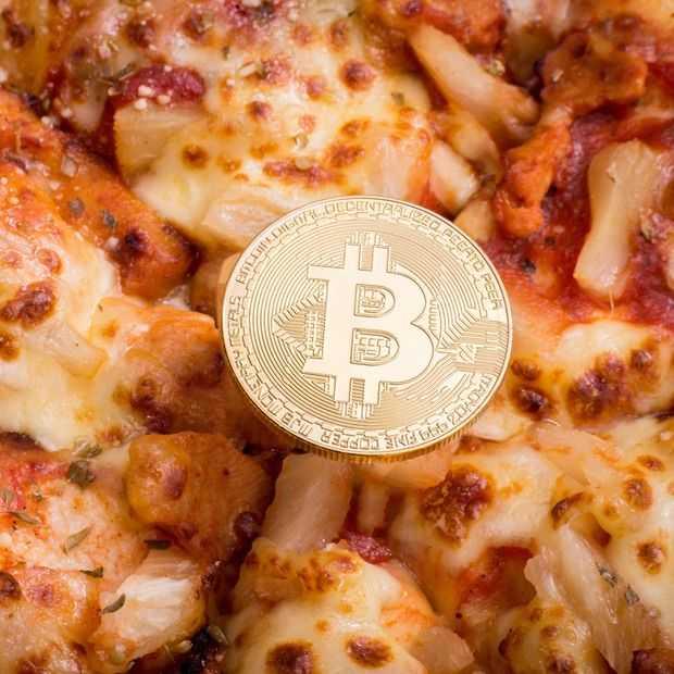 Vandaag is het Bitcoin-pizza dag