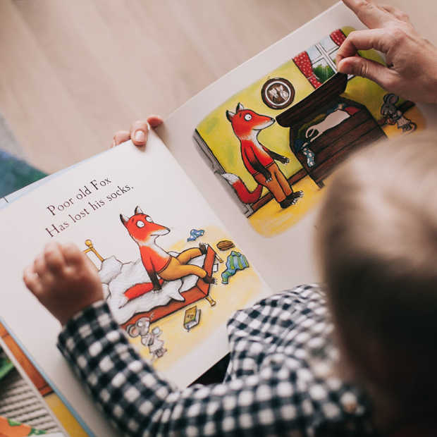 Bol.com stelt digitale boeken en voorleesvideo's beschikbaar voor alle kinderen thuis
