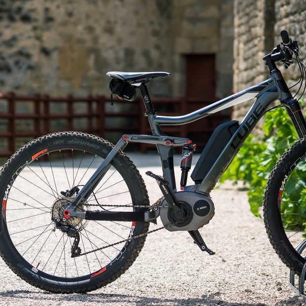 Bourgogne, Cube e-bikes en veel gear tijdens de #Etrip2014
