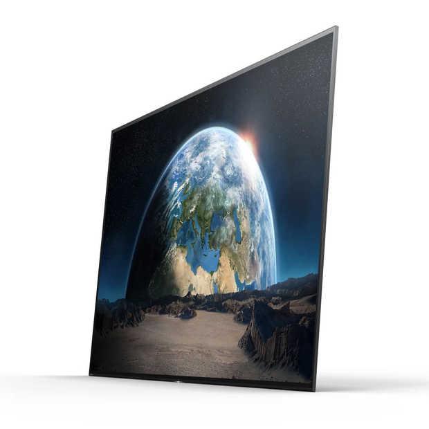 De 77-inch Bravia A1 OLED 4K HDR-TV van Sony komt ook beschikbaar in de Benelux