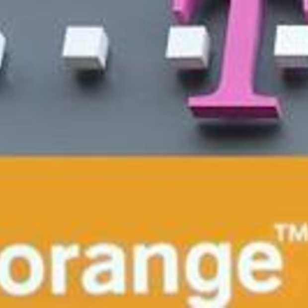 Britse T-Mobile en Orange fuseren
