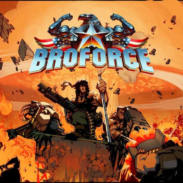 Broforce: vrijheid door explosies en framedrops