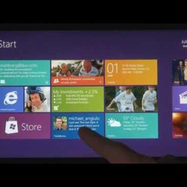 Window8 Build Conference Anaheim