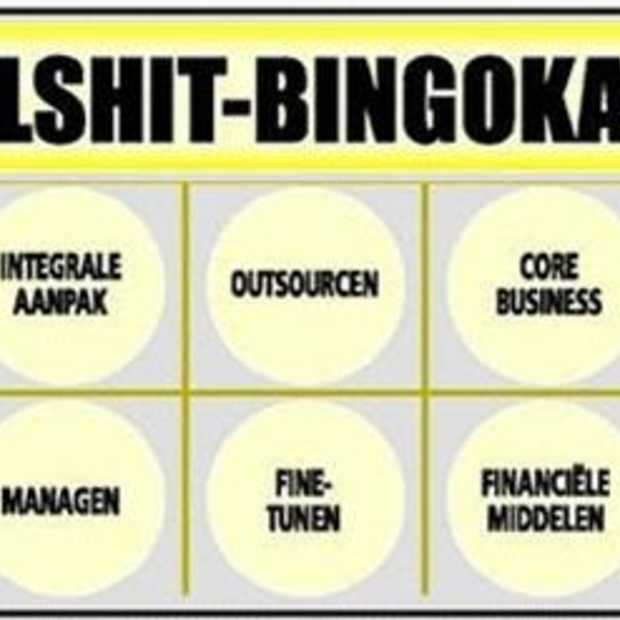 Buzzword bingo business plan