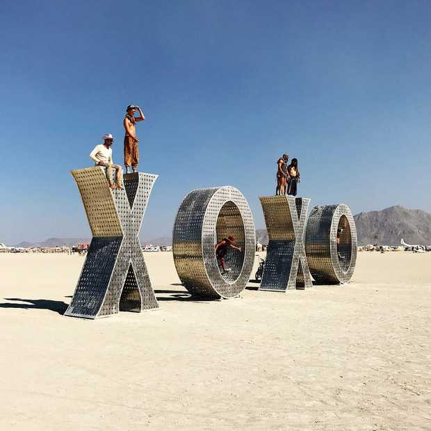 Dit was Burning Man 2017 in 20 foto's