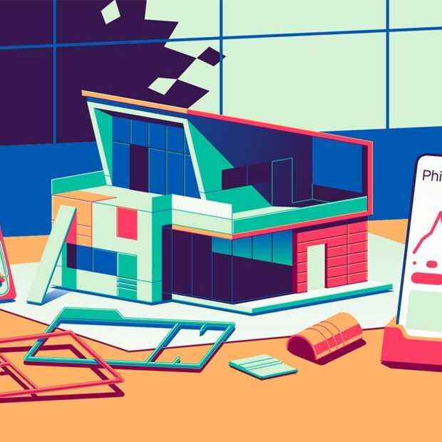 Rebranding voor mobiele beleggingsapp BUX Zero