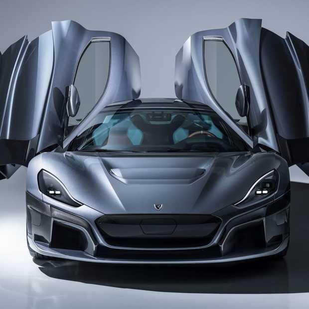 Rimac troeft Tesla weer af, nieuwe concept car gaat van 0-100 in 1,85 seconde