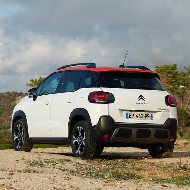 Rijden met de nieuwe Citroën C3 Aircross
