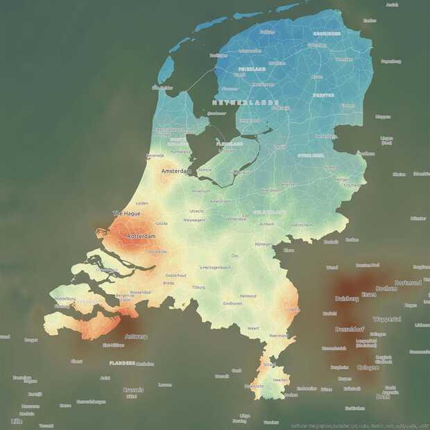 Tech startup Caeli maakt luchtkwaliteit met satellietdata inzichtelijk