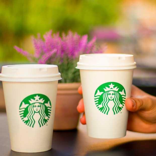 Starbucks komt met een nieuwe koffie