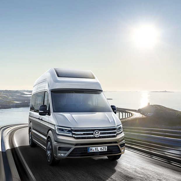 California XXL: opvolger van de 'Bulli' California van Volkswagen