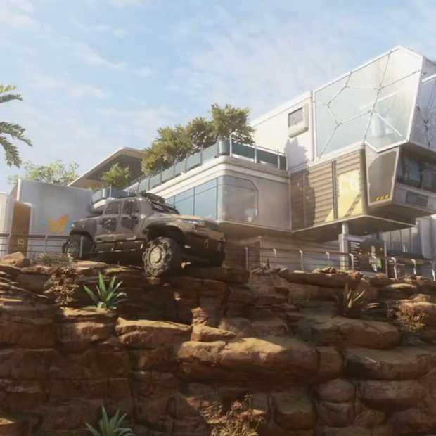 Eerste beelden Beta maps Call of Duty Black Ops 3