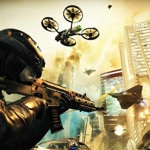 Call of Duty Black Ops 2 doet het weer. Dus koop hem maar.
