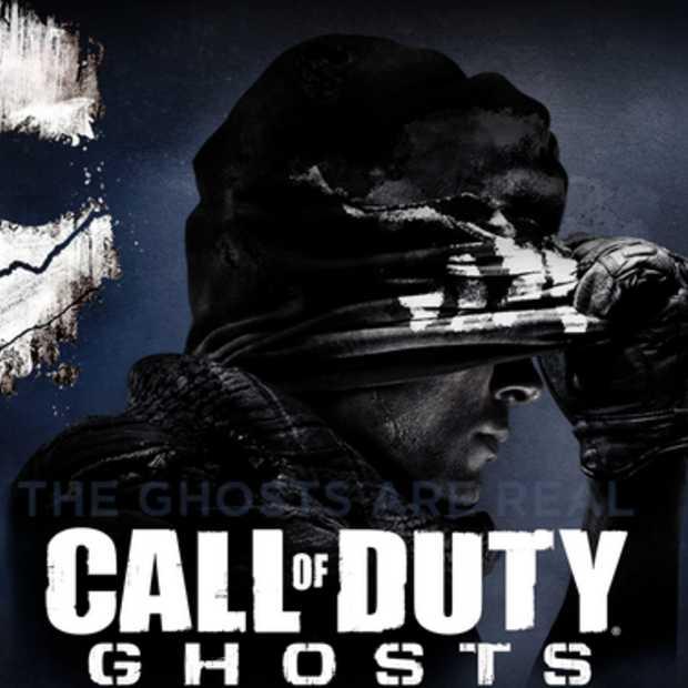 """""""Call of Duty: Ghosts"""" binnen één dag goed voor 1 miljard dollar"""
