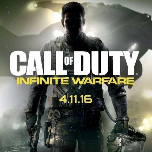 Call of Duty: Infinite Warfare aangekondigd