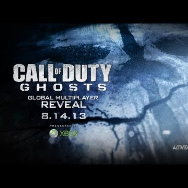 Call of Duty: Ghosts Global Multiplayer Reveal Promo