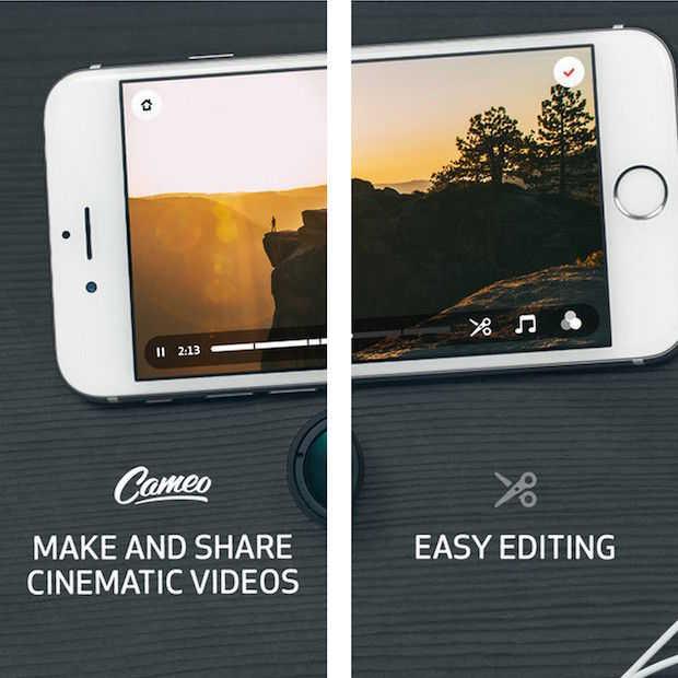 Vimeo's nieuwe Cameo Video Editor en Movie Maker is een echte aanrader!