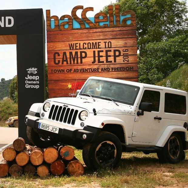 Camp Jeep, 75 jaar Jeep, vrijheid en passie in beeld