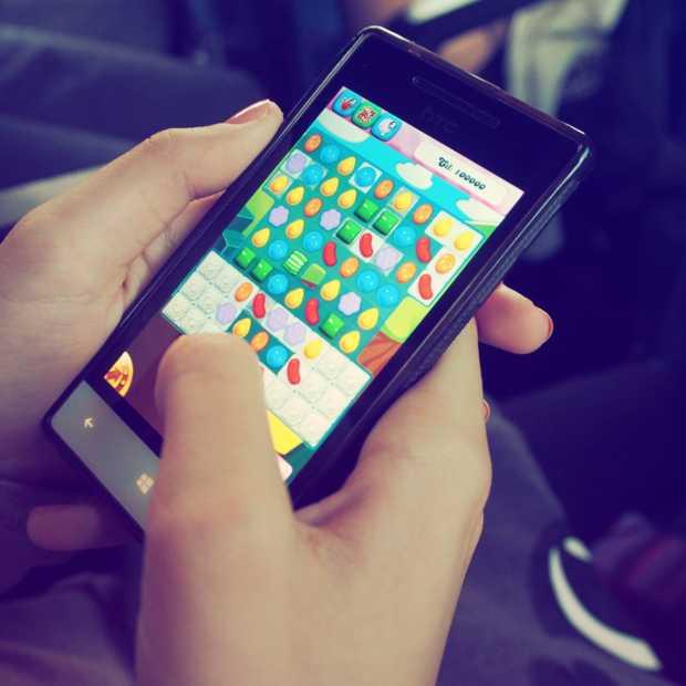 Candy Crush: Meer dan 9 miljoen mensen spelen meer dan 3 uur per dag