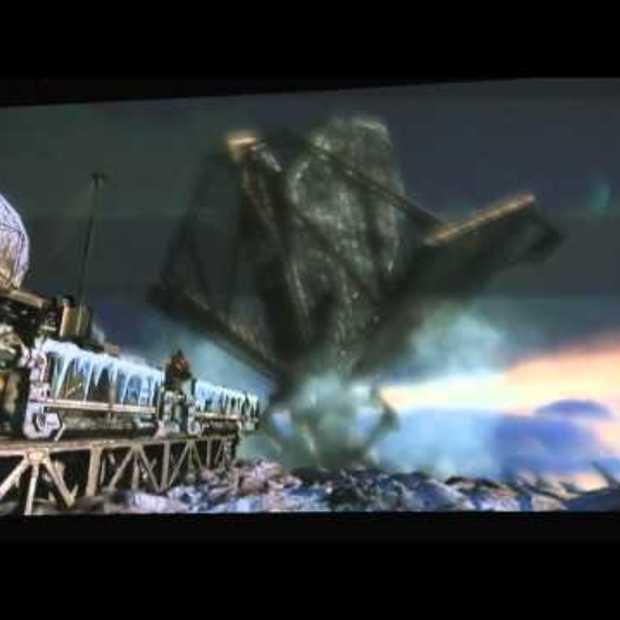 Lost Planet 3 Gamescom 2012 trailer