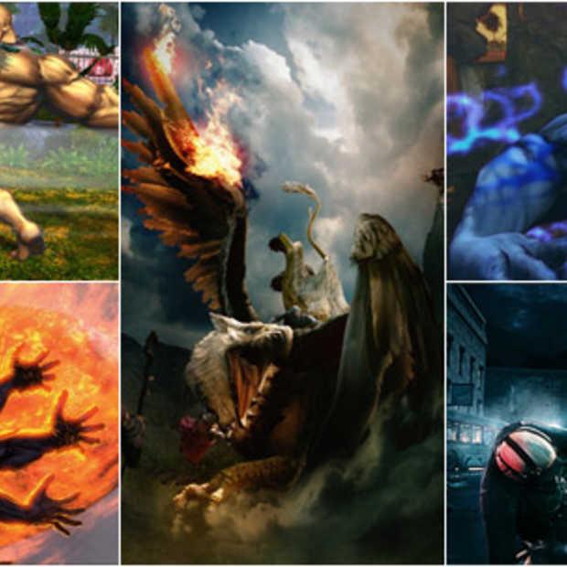 Capcom pakt uit op Captivate: Dragon's Dogma en Dead Rising 2: Off the Record leiden pak nieuwe releases in 2011/2012