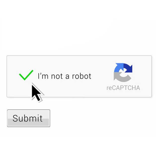 """Google komt met """"No CAPTCHA reCAPTCHA"""""""